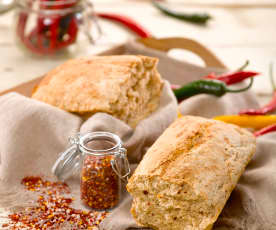 Chléb s chilli
