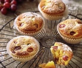 Weintrauben-Muffins