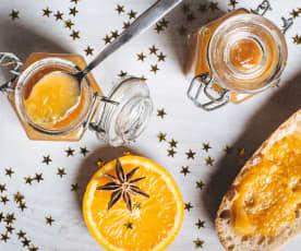 Confiture de Noël à l'orange