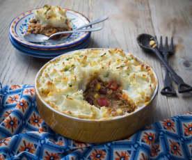 Southwestern Shepherd's Pie
