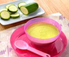 Crema di zucchine (5-6 mesi)