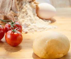 Pasta fresca de jitomate