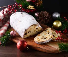 德國史多倫聖誕麵包