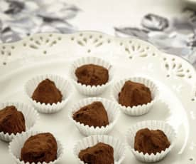 Čokoládové lanýžky