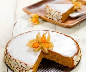 Mrkvový dort (Moehrentorte)
