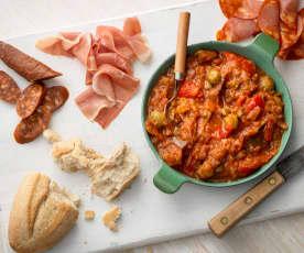Sicilian Caponata - Caponata siciliana