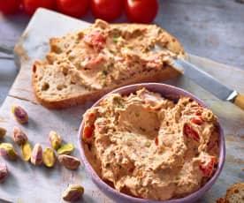 Tomaten-Pistazien-Aufstrich