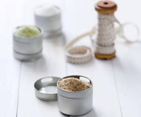 Eekhoorntjesbrood zout