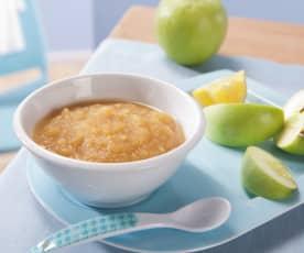 Prima merenda: purea di mela (5-6 mesi)