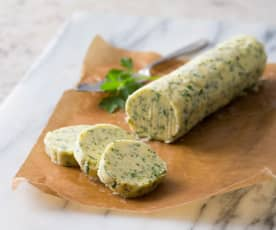 Garlic and herb butter