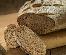 Landbrot Backhausart