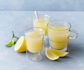 Napój cytrynowy na ciepło