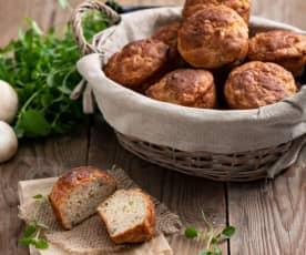 Pizzowe muffiny
