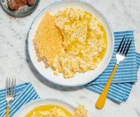 Brioche Creamed Corn