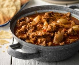 Lamb Dopiaza (Lamb and Onion Curry)
