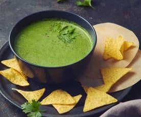 Salsa verde peruviana (di Lorenzo Biagiarelli)