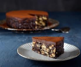 生巧克力糖蛋糕
