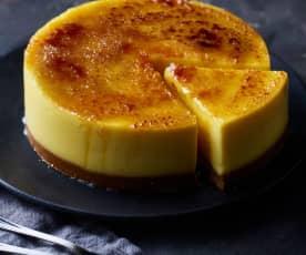 Cheesecake alla crema catalana