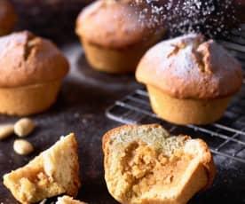 Mandel-Quitten-Muffins