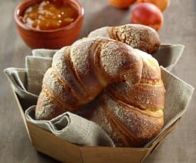 Croissant all'albicocca (di Luca Montersino)