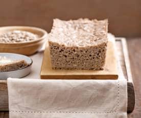Bezglutenowy chleb gryczany z Varomy