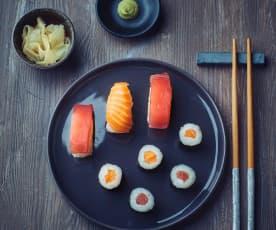 Sushi misto (per 1 persona)