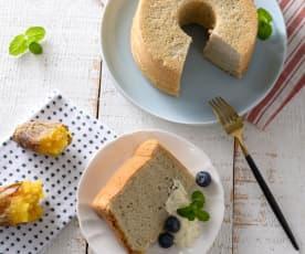 地瓜糙米戚風蛋糕(無麩質)