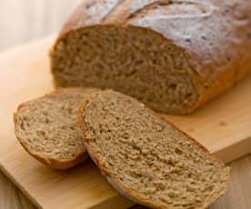 堅果乳酪全麥麵包