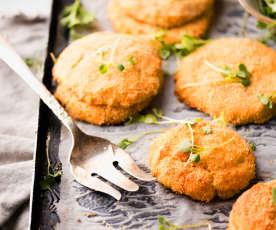 Fishcakes de salmón