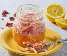 Spicy Lemon Vinaigrette
