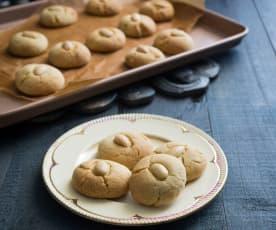 Nankhatai (Cardamom biscuits)