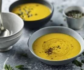 Veelzijdige gladde soep