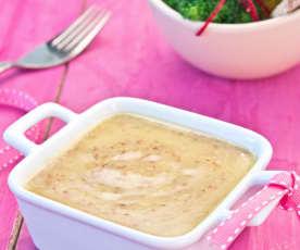 Vinagreta de mostaza y miel