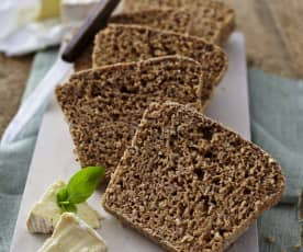 Dinkel-Körner-Brot