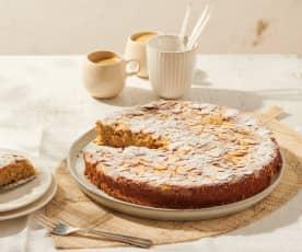 Gató de almendras (gâteau aux amandes majorquin)