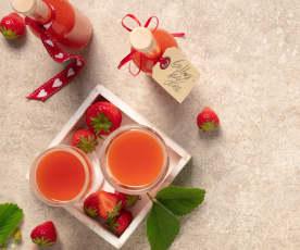 Erdbeer-Anis-Limes