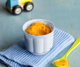 Sweet Potatoes and Lentils