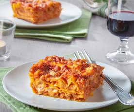 Lasagne alla bolognese (vegan)