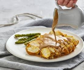Petto di pollo Sottovuoto con salsa satay