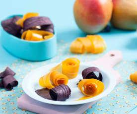 Żujki z mango