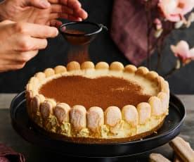 No-Bake-Tiramisu-Torte