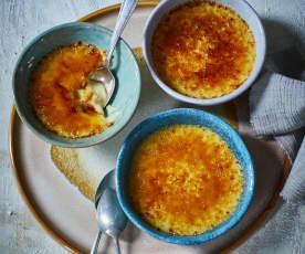 Vegane Crème Brûlée