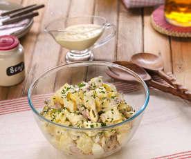 Ensalada alemana de patata