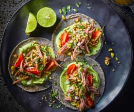 Tacos de cachete