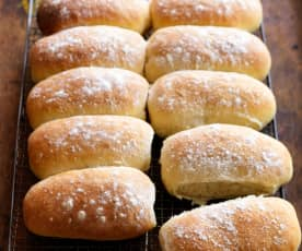 White Finger Rolls
