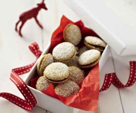 Biscuits au nougat