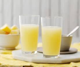 Succo rinvigorente allo zenzero, miele e limone (TM6)