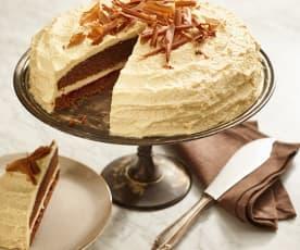 Schoko-Mocca-Torte