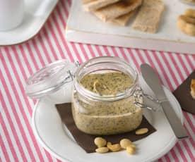 Mantequilla de frutos secos y semillas
