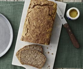 Celozrnný chléb se semínky (bez lepku)